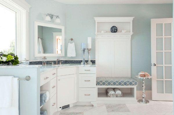 Декорирование дизайна ванной комнаты