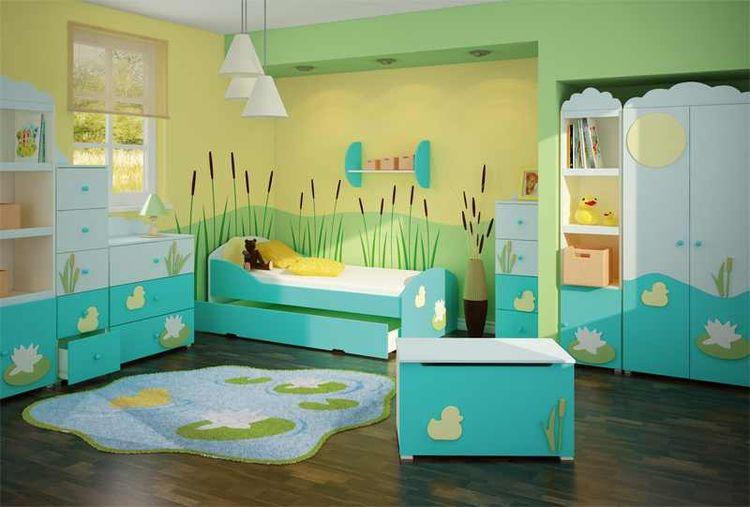 обои для детской комнаты для мальчика фото