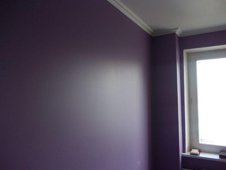 Стены под покраску фото