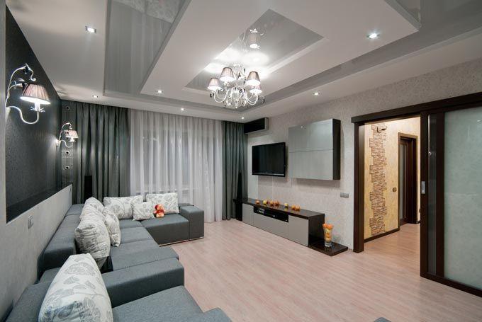 ремонт квартиры с нуля в новостройке