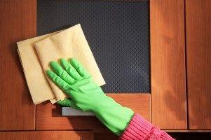 Как очистить рифленое стекло от водоэмульсионной краски