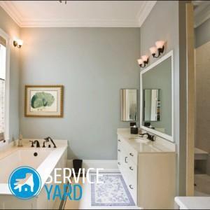 Как шпаклевать потолок под покраску в ванной
