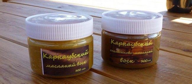 Масло для саун и бань по обработке дерева