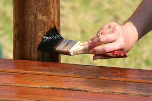 Народное средство для пропитки древесины от гниения