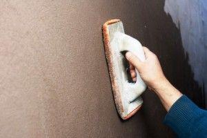 Нужно ли штукатурить стену перед утеплением пенопластом