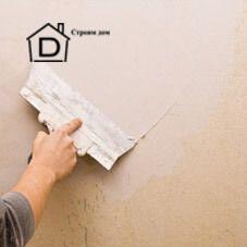 Шпаклевка стен под покраску требования к качеству