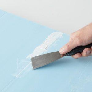 Сколько сохнет финишная шпаклевка на стенах перед покраской