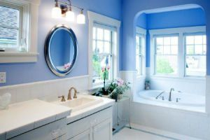 Какой краской покрасить потолок из гипсокартона в ванной