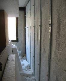 Как утеплить стену в угловой квартире изнутри гипсокартоном видео