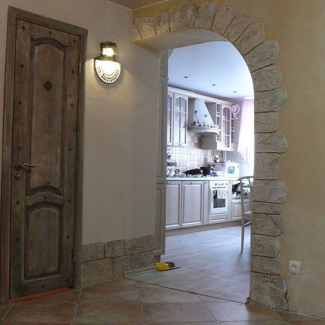 коридоре нас арки из гипсокартона в прихожей фото дизайн отеля должен