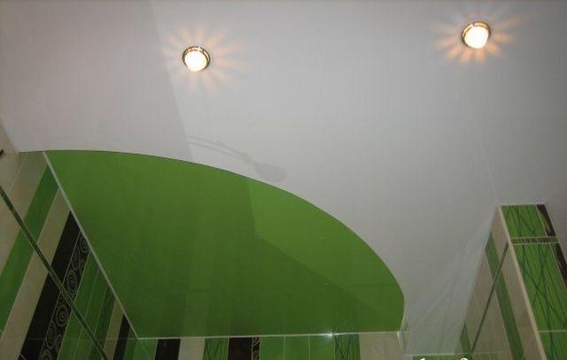 Монтаж аквапанелей на потолок