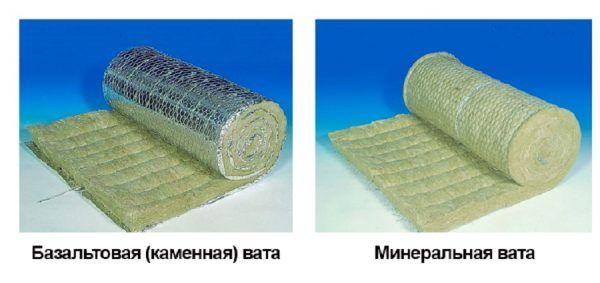 Базальтовая вата или минеральная вата - что лучше выбрать для утепления дома