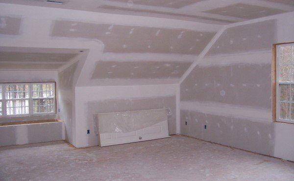 как делается обшивка стен