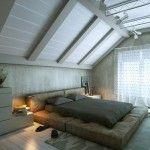 Несколько советов по обустройству мансардного помещения