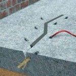 Трещины в бетоне и инъекционный способ их устранения
