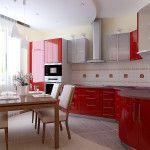 Ремонт кухни — фото дизайн предложат архивы