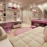 Реализация идей оформления и дизайн комнаты для подростка девочки