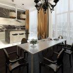 Квартира студия: дизайн интерьера, фото готовых идей для вас