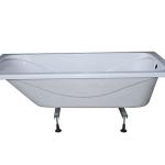 Монтаж ванны: основные этапы и тонкости работы