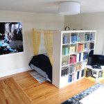 Разделение пространства в доме