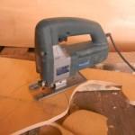 Как ровно разрезать плиту ДСП