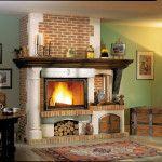 Печь и камин в интерьере вашего дома - фото и самые привлекательные идеи для организации отдыха