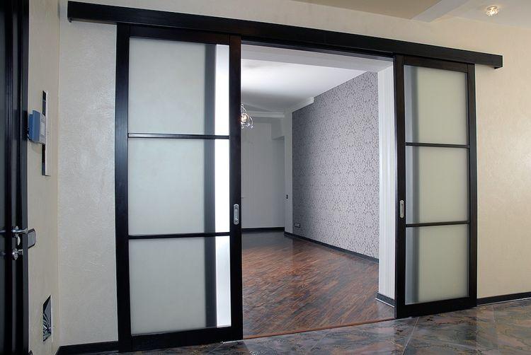 Двери из гипсокартона