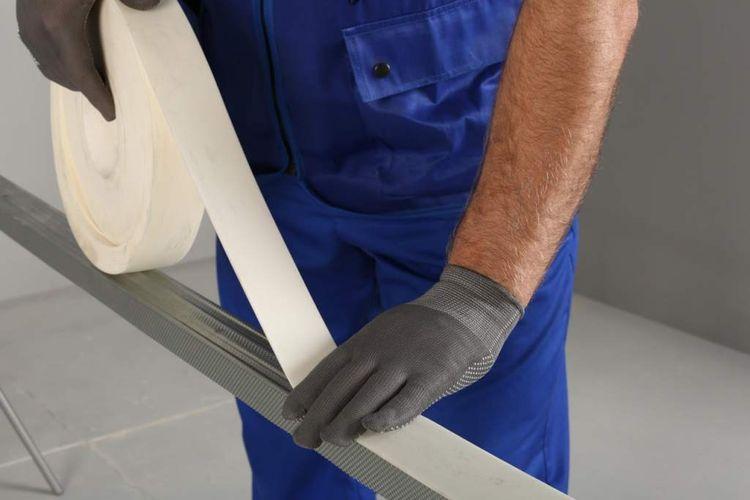 Условия применения уплотнительной ленты