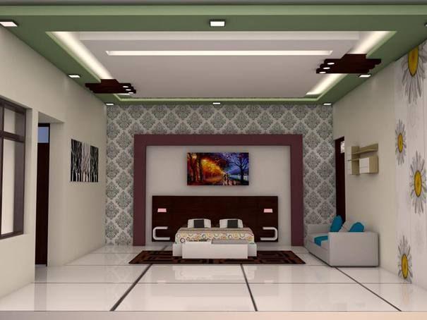 стильное фото красивого потолка