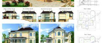 Проекты двухэтажных домов: преимущества и особенности выбора