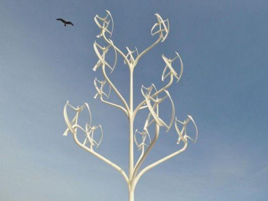 Ветровые турбины Power Flowers
