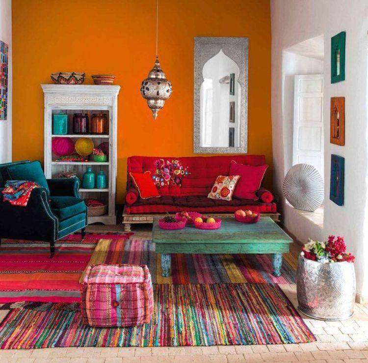 Какую мебель заказать для гостиной в мексиканском стиле?