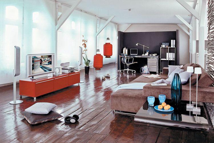 Особенности и основные этапы ремонтных работ в квартире-студии
