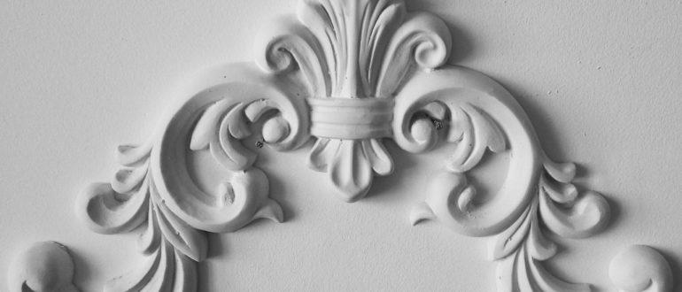 Традиционные виды фасадной лепнины