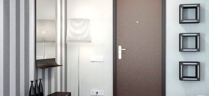 Как выбрать входные двери в квартиру: пошаговое руководство