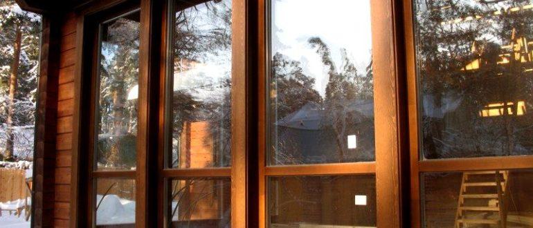 Какие окна ставить: пластик, дерево, алюминий