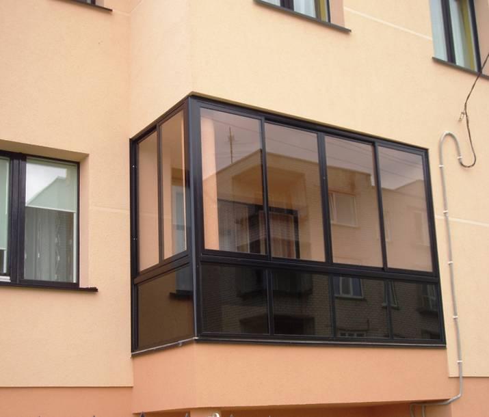 балкон беж