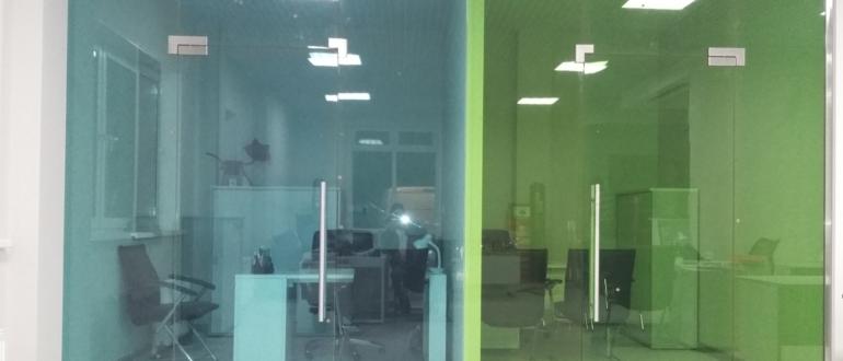 Как выбрать качественные и безопасные стеклоперегородки